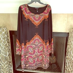 XL INC festive dress! Just in time for holidays!!!